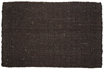 Doormat Jute Black, Dixie