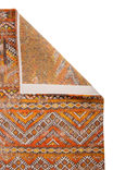 Antiquarian Kilim Riad Orange, de Poortere deco