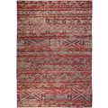 Antiquarian Kilim Fez Red, de Poortere deco