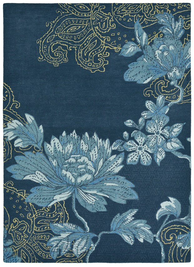 Fabled Floral Navy 37508, Wedgwood